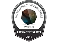 World's Top 50 most attractive employers
